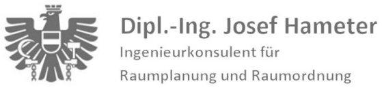 Dipl.-Ing. Josef Hameter Logo